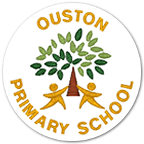 Ouston Primary School logo
